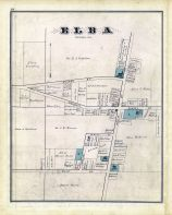 Elba 002, Genesee County 1876